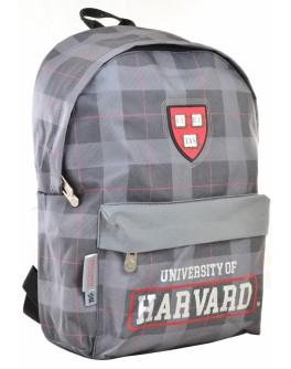 Рюкзак молодіжний YES SP-15 Harvard black, 41х30х11 см