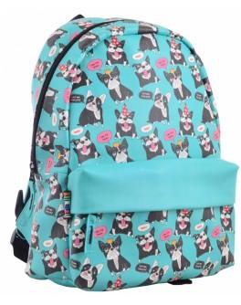 Рюкзак молодіжний з собачкою YES ST-28 Okey dokey
