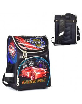 Рюкзак школьный N 00157 Машины