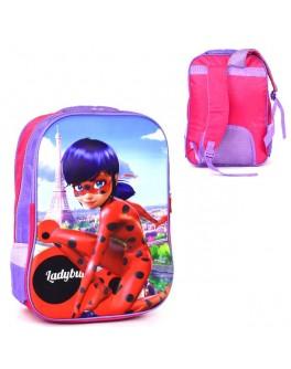 Рюкзак школьный  Леди Баг 3D N 00245