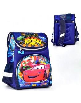 Школьный рюкзак N 00158 Тачки