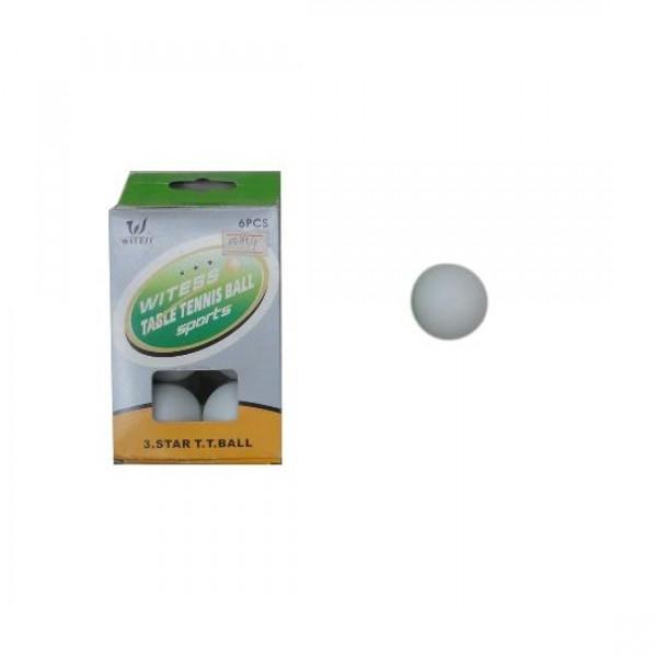 Теннисные шарики 6 шт TB0103 - VES TB0103