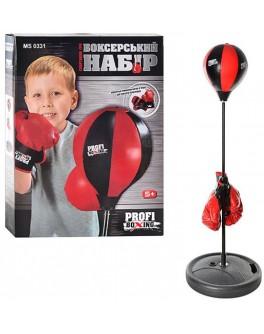 Боксерский набор Profi Boxing (MS 0331) - mpl MS 0331