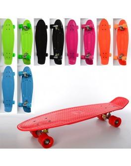 Скейт MS 0851 | 6 цветов - mpl MS 0851