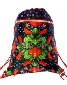 Сумка для обуви J.Otten Цветы (JO-17151) - kanc 104447