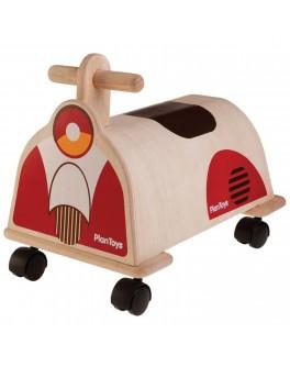 Деревянная каталка Биоскутер Plan Toys (3471)