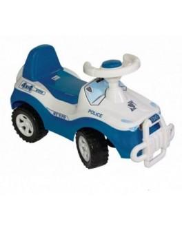 Машинка каталка Джипик Полиция - MLT 105