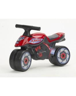 Мотоцикл-каталка X-Racer (красный) - KKlab 400