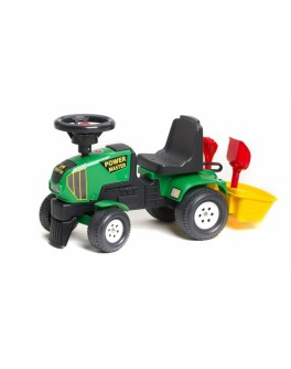 Трактор-каталка Power Master с прицепом - KKlab 1013a