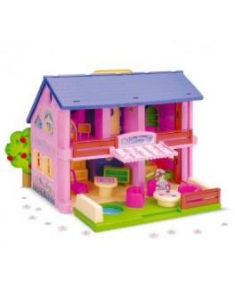 Домик для кукол  Wader 25400 - VES 25400