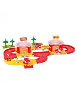 Набор Пожарная (3,1 м) Kid Cars 3D, в кор. 60х40 см, ТМ Wader 53310 - VES 53310
