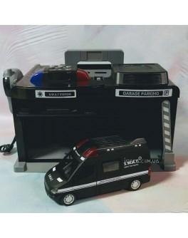 Ігровий набір Гараж S.W.A.T. CLM Engineering Caller Garage (CLM-558)