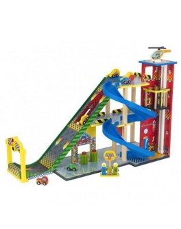 Игровой набор  Mega Ramp Racing Set KidKraft