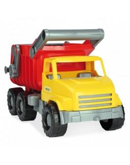 Авто City truck (5 моделей) 52*26 см, ТМ Wader (32600)
