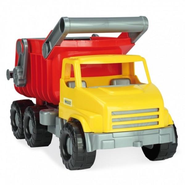 авто City truck (5 моделей) 52*26 см, ТМ Wader