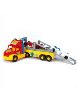 Авто Формула Super Truck 79х28 см, ТМ Wader 36620 - VES 36620