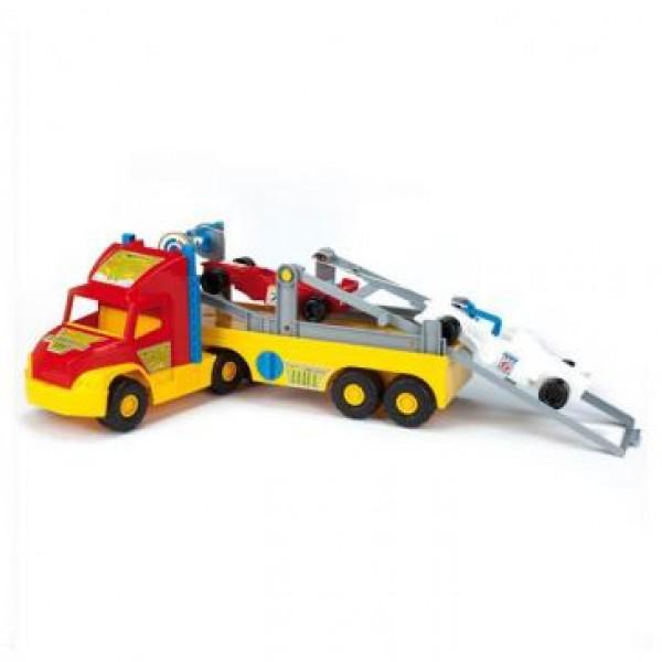 "Авто ""Формула"" ""Super Truck""  79*28см, ТМ Wader 36620"