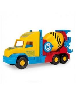 Бетономешалка Super Truck 59х28 см, ТМ Wader 36590 - VES 36590