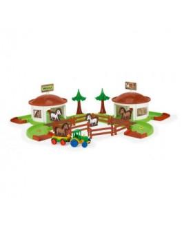 "Ранчо ""Kid Cars 3D"" (1,6м) ТМ Wader 53410 - VES 53410"