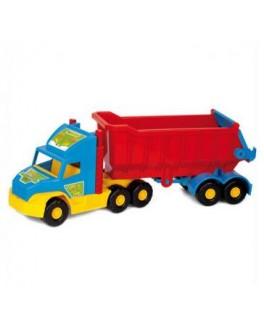 Грузовик в сетке Super Truck, 73х25 см, ТМ Wader 36400 - VES 36400