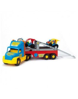 Легковая Super Truck 79х28 см, ТМ Wader 36630 - VES 36630