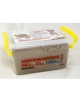 Кинетический песок 1 кг Wabafun Kinetic Sand в пакете - sand 2539270