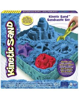 Кинетический песок Kinetic Sand Замок из песка, 454 г - KDS 71402