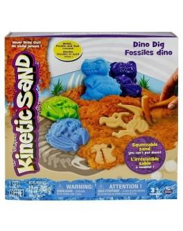 Кинетический песок Раскопки Динозавров 340 грамм, Wacky Tivities