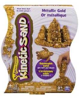 Кинетический песок золото 454 грамм, Wacky Tivities