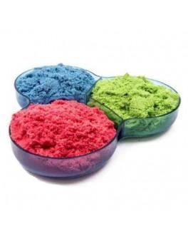 Кинетический песок WABAFUN KINETIC SAND оригинал цветной 1 кг - sand 150-303/1