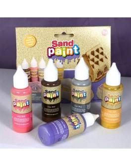 Краски для кинетического песка Deco - sand 180-002