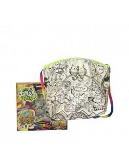 Набор креативного творчества Моя цветная сумка мини - mlt my color bag mini