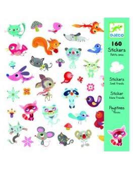 Набор наклеек «Маленькие друзья» - DJ08842