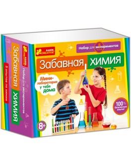 Набор для экспериментов Ranok Creative Забавная химия - RK 12115009Р