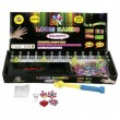 Набор резинок для плетения браслетов 600 штук и станок - IQ D19915