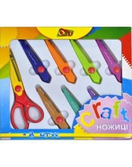 Ножницы фигурные для бумаги Craft OL-08 - Olli OL-08