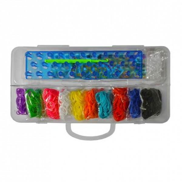 Набор Loom для плетения цветными резинками (SV11859) - DJ SV11859