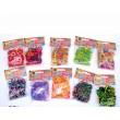 Набор для плетения цветными резинками 300 резинок - DJ SV11675