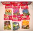 Набор Loom для плетения цветными резинками 500 резинок - DJ SV11790