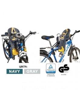 Велокресло TILLY BT-BCS-0006 до 15 кг  - tilly 62574